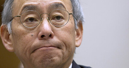 Steven Chu to resign from top post at Energy Department