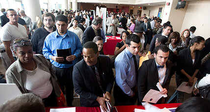 January jobs report: Will 'OK' jobs market make politicians complacent?