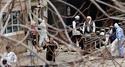 Turkey suicide bombing: This time, US calls it a terrorist attack right away (+video)