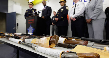 Why is Chicago struggling with gun violence? N.Y. might have answers.