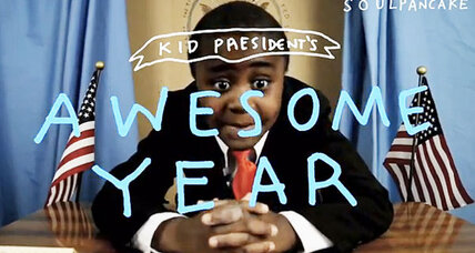 Kid President goes viral in campaign to make nation more awesome