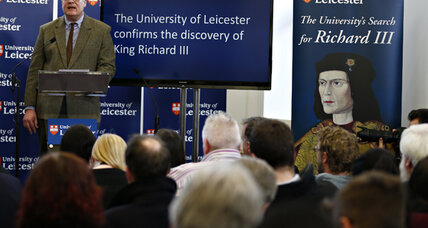 Richard III's remains identified, but was he really Shakespeare's villain? (+video)