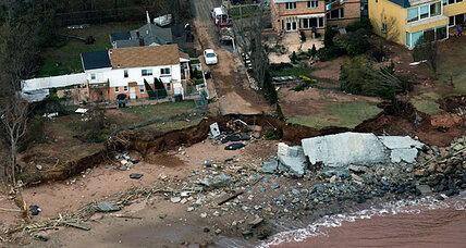 Gov. Cuomo's grand plan post-Sandy: give some of New York back to nature