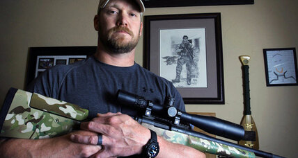 Chris Kyle, ex-Navy SEAL sniper, died pursuing his passion