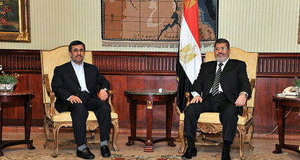 Ahmadinejad visits Cairo: How sect tempers Islamist ties between Egypt, Iran