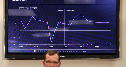 Recession averted, but rising debt still a threat, CBO warns