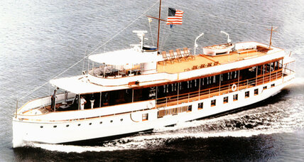 Presidential yacht fight heats up in Delaware