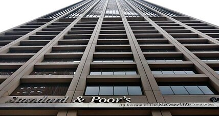 What message to Wall Street from US lawsuit against Standard & Poor's?