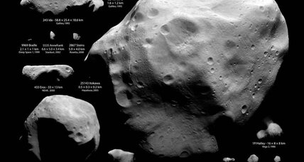 Hunt for asteroids near earth way too slow, study says