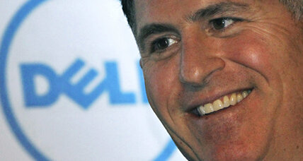 Dell goes private in $24.4 billion buyout.