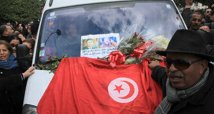 Tunisia 'at a crossroads'