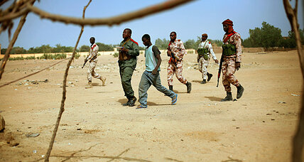 Amid talk of Mali exit, French forces find war in north still hot, not yet over
