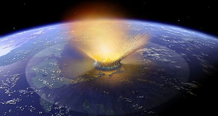 What killed the dinosaurs? New evidence strengthens asteroid hypothesis.