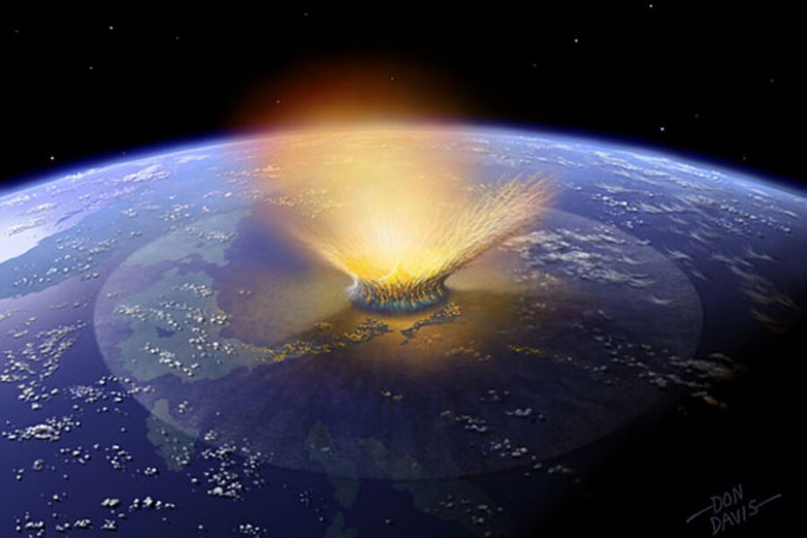 What killed the dinosaurs? New evidence strengthens asteroid