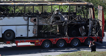 Bulgaria's opposition questions blaming Hezbollah for bus bombing