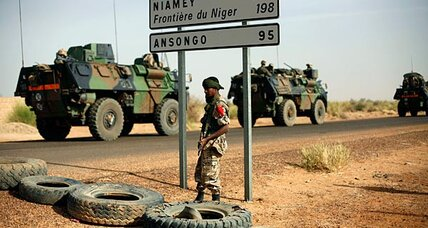France: Mali withdrawal is in sight