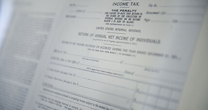 Can the income tax fund the government we want?