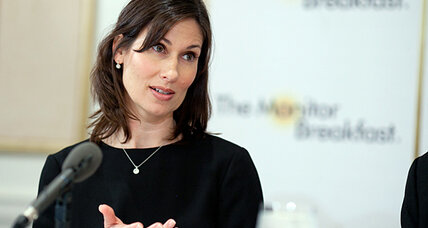 Deborah Hersman for Transportation secretary? She ducks comment.