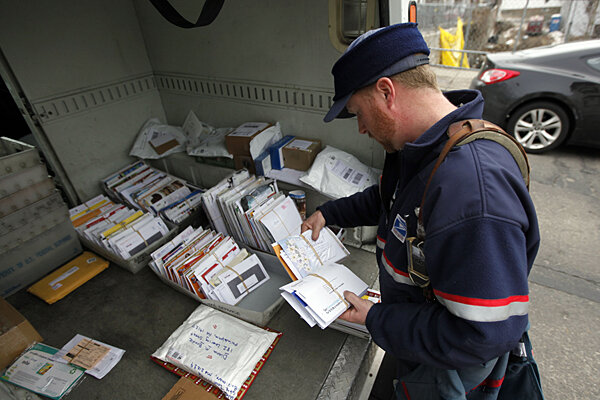 Usps Ends Saturday Letter Delivery How Much Fuel Will It