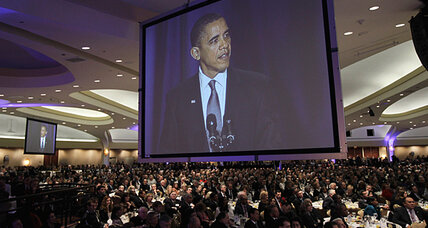 National Prayer Breakfast: Obama cites quest for humility, hope for goodwill