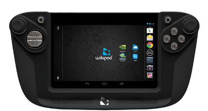 Wikipad gaming tablet: Still alive, and coming in spring