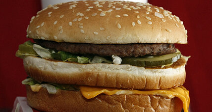 Where's the most expensive McDonald's Big Mac in the world?