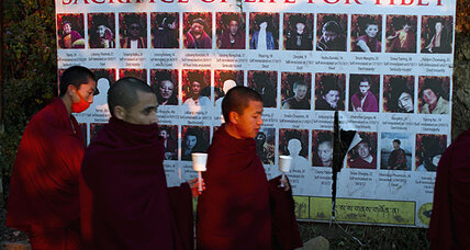 Tibetan man sentenced to 13 years for 'inciting' self-immolation of monk