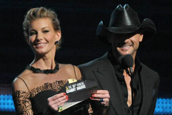 Faith Hill Hair 2013