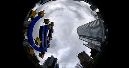 As euro strengthens, debate grows about setting a 'target' value