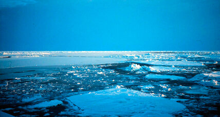 On thin ice: As Arctic Ocean warms, a scramble to understand its weather