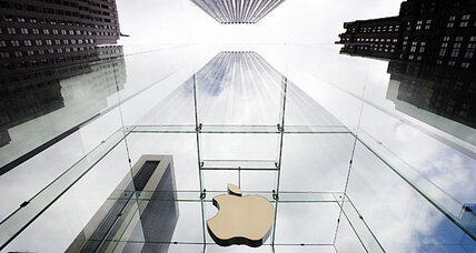 Apple sell-off: Who saw it coming?
