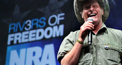 Ted Nugent to attend State of the Union. Will that backfire?
