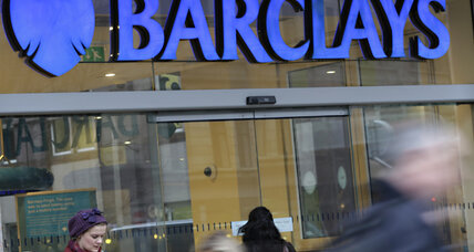 Barclays to cut 3700 jobs following interest rate scandal