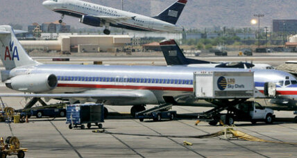 American and US Airways to become the world's largest airline