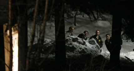 Manhunt for LAPD ex-cop Christopher Dorner ends in bullets, flames (+video)