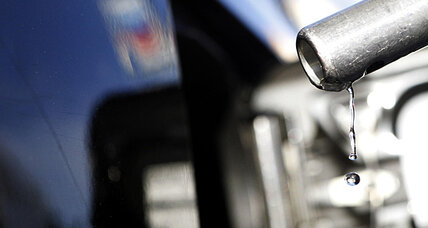 Gas prices to rise in 2013, says Energy department