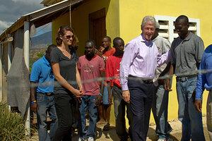 From Ballantyne to Haiti