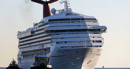 Carnival Triumph passengers have fewer rights than air travelers