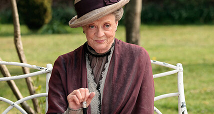 Maggie Smith, star of popular 'Downton Abbey,' has never seen the British drama