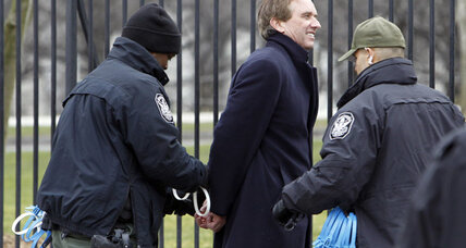 RFK Jr. arrested: Celebs, enviros arrested at Keystone pipeline protest