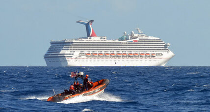 12 cruises canceled on troubled Carnival cruise ship (+video)