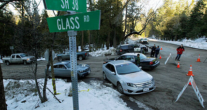 Dorner manhunt: What does the public have the right to know?