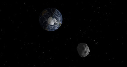 Friday's near-miss asteroid could help track more dangerous ones (+video)