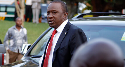Kenyan court clears Kenyatta for presidential bid, despite war crime charges