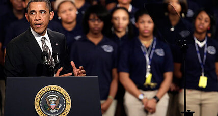 Gun control alone isn't enough to halt violence, Obama says in Chicago