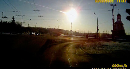 Russian meteor blast had force of 300-kiloton nuclear warhead