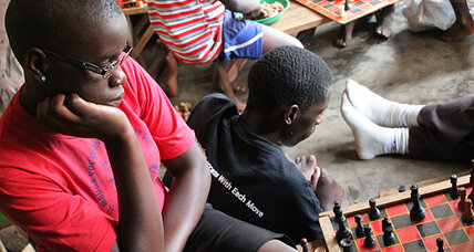Young Ugandan chess-prodigy: lessons in the slum take her to the world stage