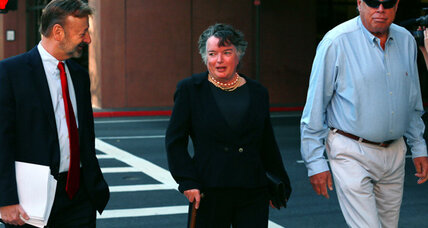 Mayor Maureen O'Connor loses $1 billion gambling, San Diego stunned