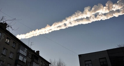 Just how big was that Russia meteor anyway?