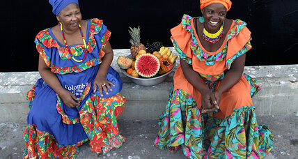 African heritage in Latin America